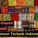 Daerah Penghasil Kain Tenun Indonesia