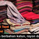 Tips Merawat kain tenun